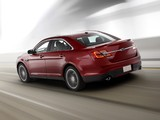 Photos of Ford Taurus SHO 2011