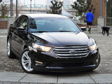 Photos of Ford Taurus 2011