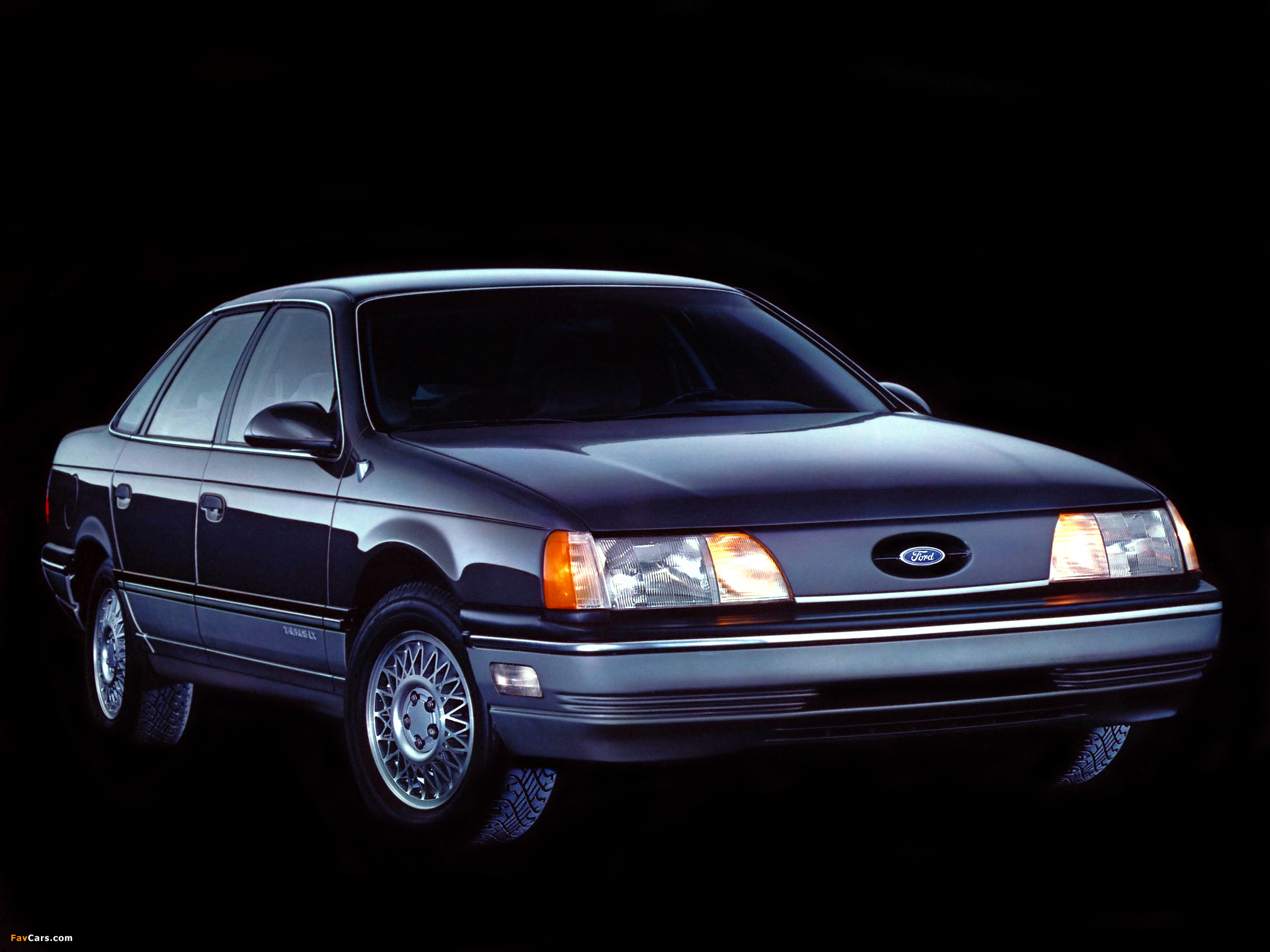 Wallpapers of Ford Taurus 1985–91 (2048 x 1536)
