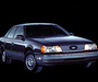 Wallpapers of Ford Taurus 1985–91
