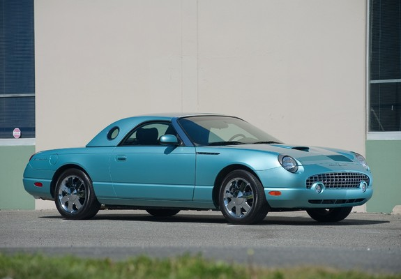 ford thunderbird 2002 05 photos. Cars Review. Best American Auto & Cars Review
