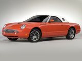 Ford Thunderbird 007 2003 images