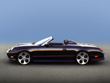 Ford Thunderbird Powersport California Custom 2003 wallpapers