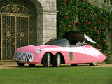 Pictures of Ford Thunderbird FAB1 Concept 2004