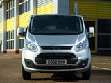 Ford Transit Custom UK-spec 2012 photos