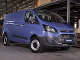 Ford Transit Custom LWB ZA-spec 2013 pictures