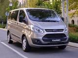 Ford Tourneo Custom ZA-spec 2013 wallpapers