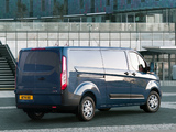 Images of Ford Transit Custom LWB UK-spec 2012