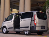Images of Ford Tourneo Custom ZA-spec 2013
