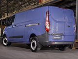 Images of Ford Transit Custom LWB ZA-spec 2013