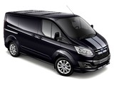 Images of Ford Transit Custom Sport Van 2013