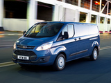Pictures of Ford Transit Custom LWB UK-spec 2012