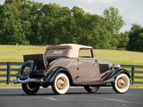 Photos of Ford V8 Cabriolet (40-760) 1933