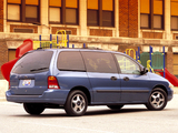 Ford Windstar LX 2001–03 images