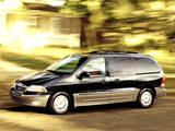 Ford Windstar SEL 2001–03 photos