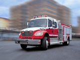 Freightliner Business Class M2 106 Crew Cab Firetruck 2002 pictures