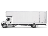 Wallpapers of Freightliner Business Class M2 106 2002