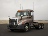 Pictures of Freightliner Cascadia Day Cab 2007