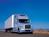 Wallpapers of Freightliner Century Class Raised Roof 1995