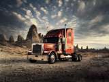 Wallpapers of Freightliner Classic 1991