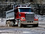 Freightliner Coronado SD Dump Truck 2009 wallpapers
