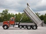 Pictures of Freightliner Coronado SD Dump Truck 2009