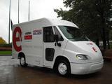 Photos of Enova AEV by Freightliner Custom Chassis & Morgan Olson 2010