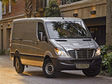 Freightliner Sprinter 2500 Cargo Van (W906) 2006 photos