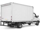 Freightliner Sprinter 3500 Box Van 2006 wallpapers