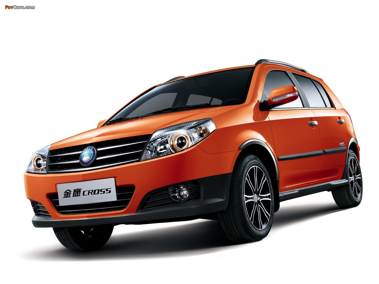 Pictures of Geely MK Cross 2010 (1280 x 960)