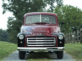 Images of GMC 150 ¾-ton Pickup Truck 1949
