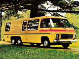 Photos of GMC Motorhome 1973–78