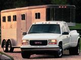 GMC Sierra 3500 HD Crew Cab 1992–98 photos