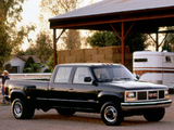 Images of GMC Sierra 3500 HD Crew Cab 1988–92