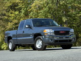 Pictures of GMC Sierra Hybrid Extended Cab 2006