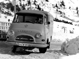 Hanomag Kurier Kofferwagen 1958–67 wallpapers