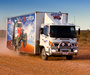 Wallpapers of Hino Ranger 2001