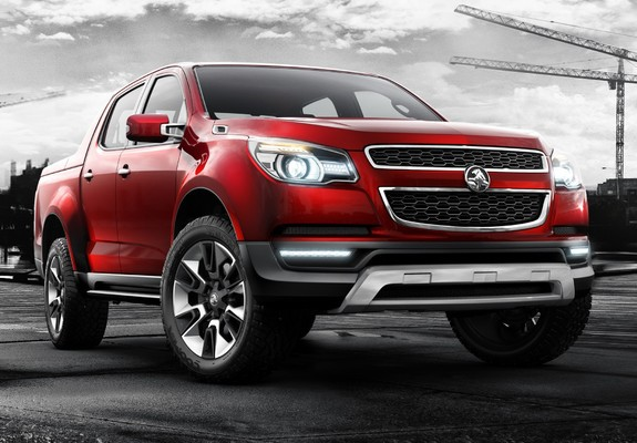 Holden Colorado Concept 2011 Pictures 1280x960
