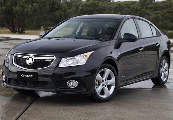 Pictures Of Holden Cruze Sri V Jh 2011 1600x1200