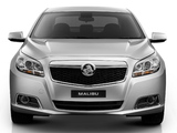 Photos of Holden Malibu CDX 2013