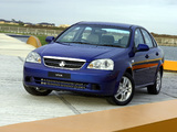 Holden JF Viva Sedan 2005 wallpapers