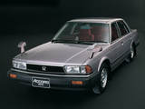 Honda Accord Sedan 1981–85 images