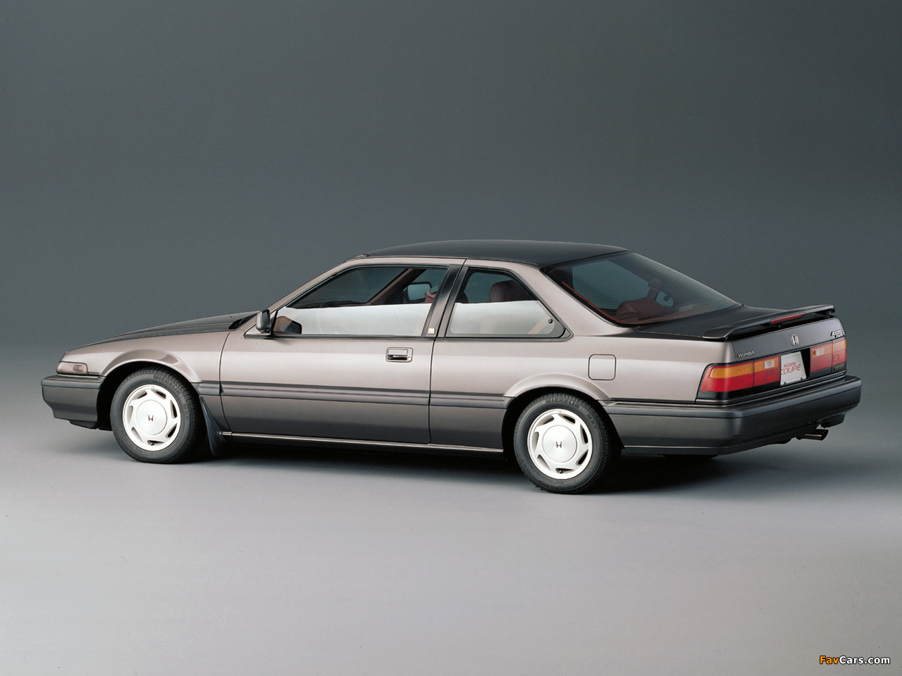 The Beautiful 1988 Accord Coupe