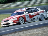 Honda Accord BTCC 1999–2000 pictures