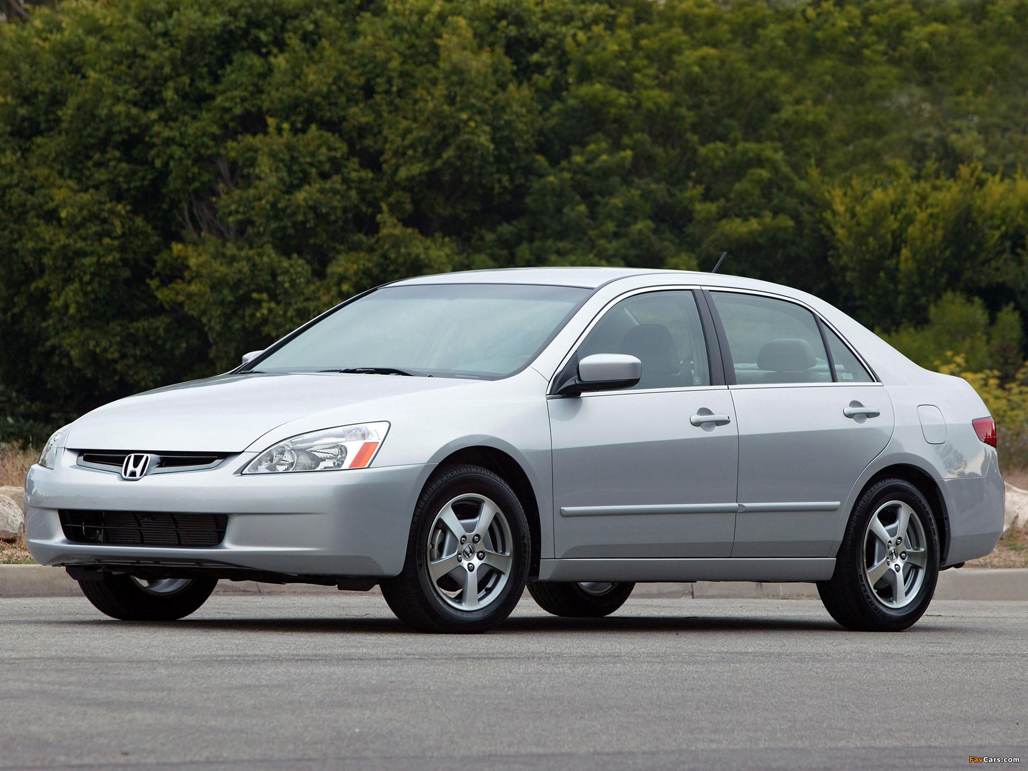 Honda Accord Hybrid Us Spec 2005 06 Images 2048x1536