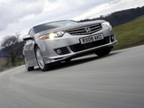 Honda Accord Sedan UK-spec (CU) 2008–11 wallpapers