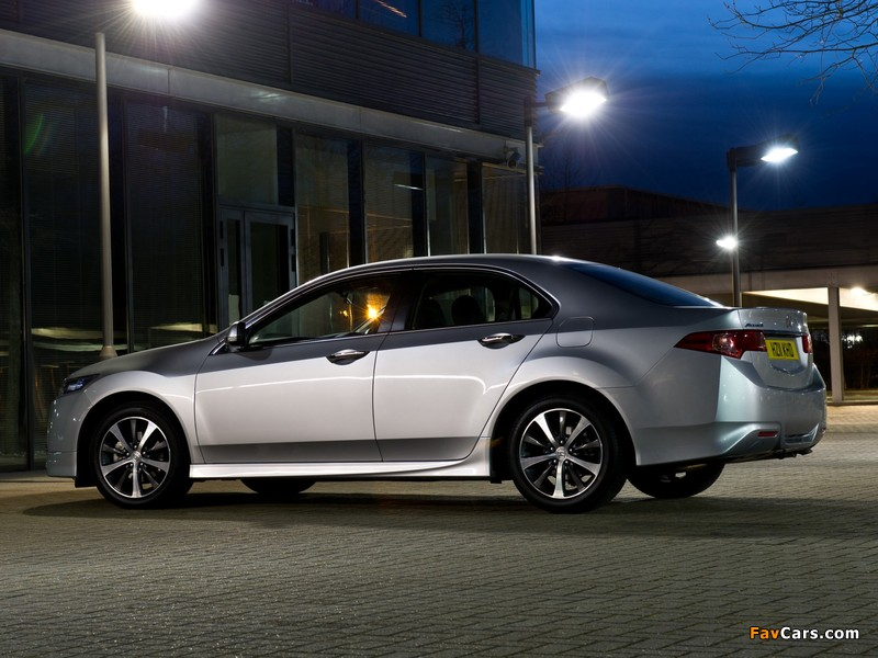 Honda Accord Sedan Uk Spec Cu 2011 Pictures 800x600