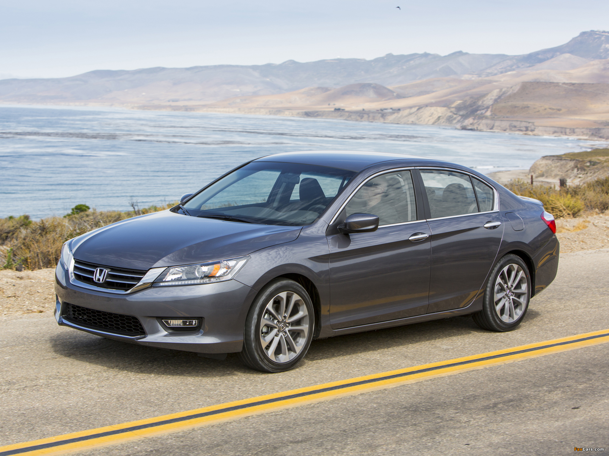Honda Accord Sport Sedan 2012 images (2048 x 1536)