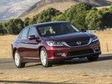 Honda Accord EX-L V6 Sedan 2012 images