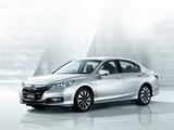 Honda Accord Hybrid JP-spec 2013 photos